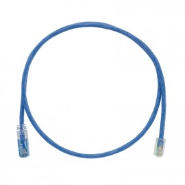 PATCH CORD 7FT CAT- 5E AZUL LINET