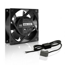 FAN 110VAC W/ CONTACT FOR WALL CABINET