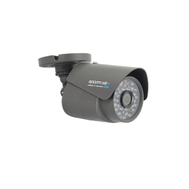BULLET CMRA. 800TVL HR+2.0 3.6MM TRUE D/N IR 20M IP66 12VCD